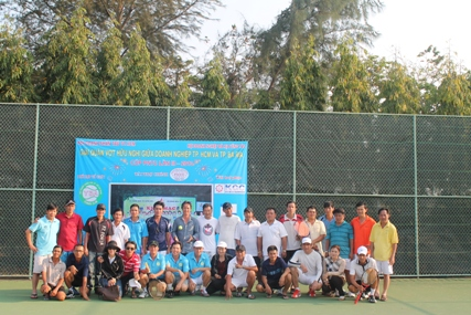 Tennis Tournament - PNTC Cup III-2013