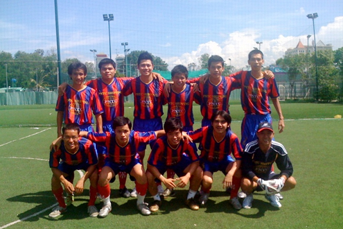 Shipping cup 2010